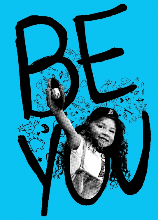 be-you-girl-poster