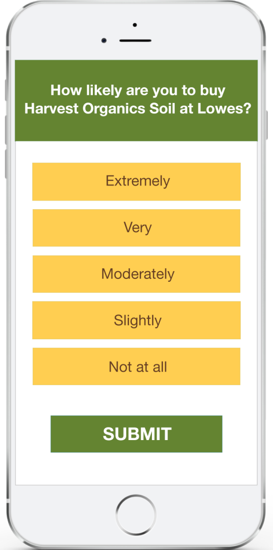 HARVEST_ORGANICS_Survey
