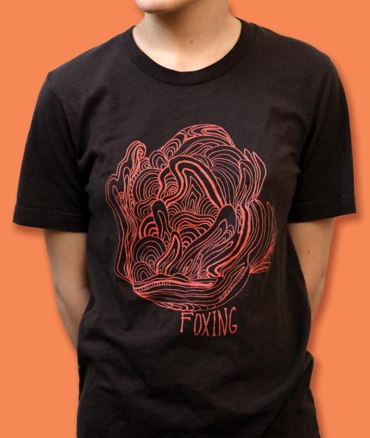 foxing shirt