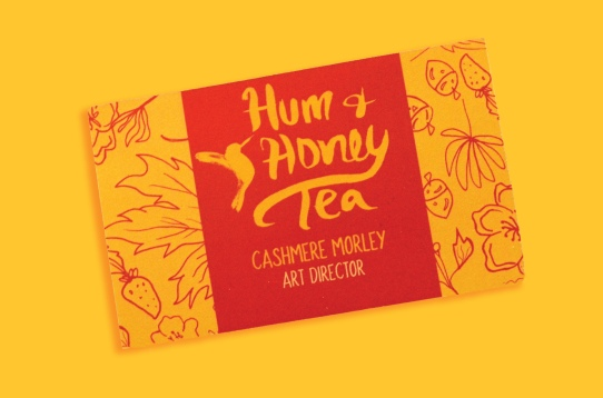 hum and honey front
